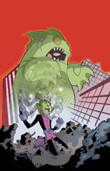 final Teen Titans Go cov no21 by cheeks-74