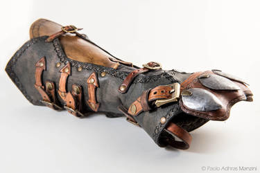 Assassin's Creed - Jacob's Gauntlet by Adhras