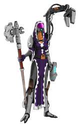 Tali-Mechanicus by spaceMAXmarine