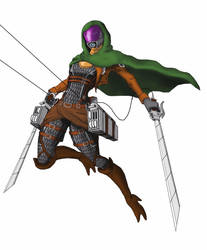 Tali-Hunter on Titans by spaceMAXmarine