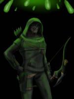 Garrus-Arrow (2) by spaceMAXmarine
