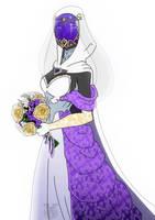 Wedding Tali by spaceMAXmarine