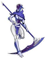 Tali - Artemis by spaceMAXmarine