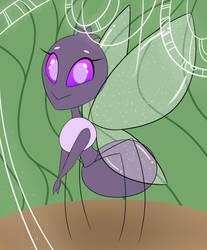 The Spiderfly by GoldenAlpha101