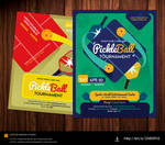 Pickleball Flyer Template by satgur