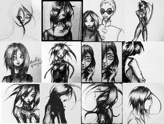 Instasketches 2014 by jc2600
