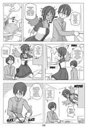 Echo: My Daily Life! (Page 28) by UncleYuu