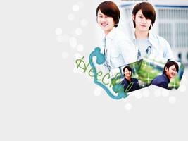 Heechul by xoxoandstars