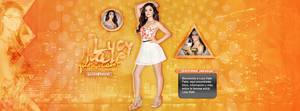++Lucy Hale Fans Design by JustOfHeart