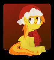 Festive Spitfire by Foxy-Noxy