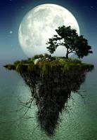 Floating Island by kouki1