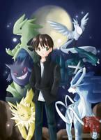 Pokemon by Grishend