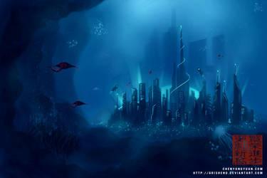 Aquapolis by Grishend