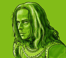 Jaqen by vimessy