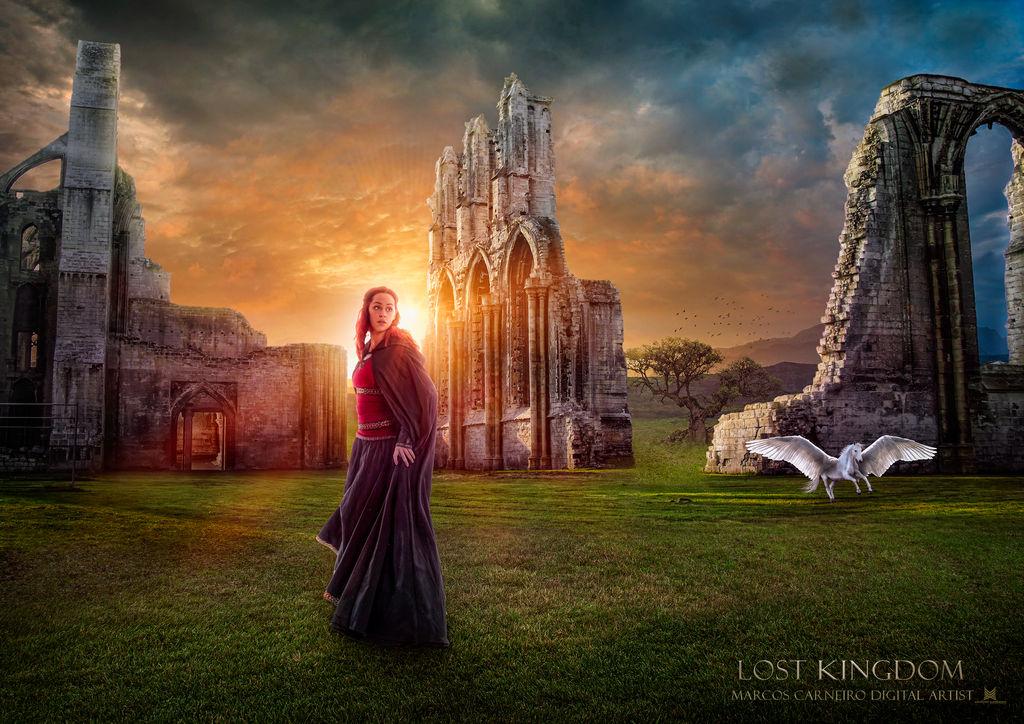 Movie Wallpaper Lost Kingdom By Marcoscarneiro On Deviantart