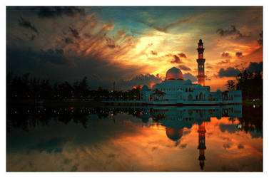 Mosque-4- by Kingdom1903