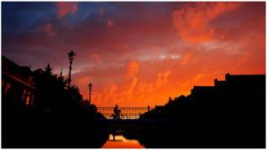 Sunset- by Kingdom1903