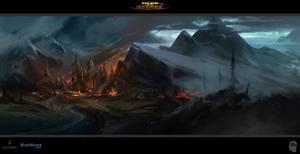 Alderan by joshuathejames
