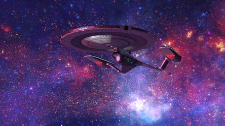 USS Charleston by Ashura01