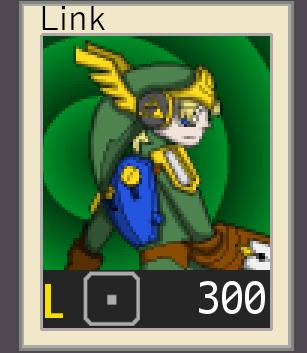 Link.exe Battlechip by Ashura01