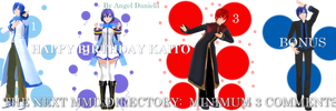 MMD DL Directory 6 [+ Pose Pack DL] by Angela-16