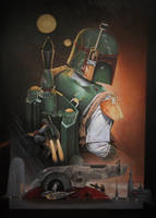 Boba Fett by Richie303