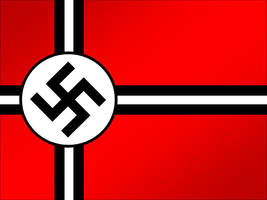 Nazi flag by lordofrings13