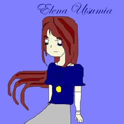 TDI Character-Elena- by AerithIsMyName
