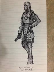 Commander Brightsword by Doombringer126