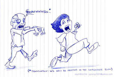 Meeting Doodle 20091028 by dashersher
