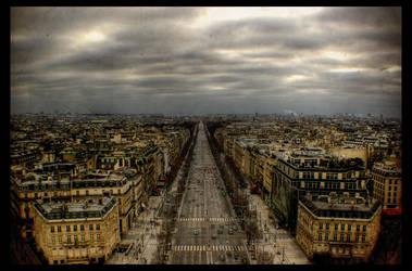 Les Champs Elysees by instinct191