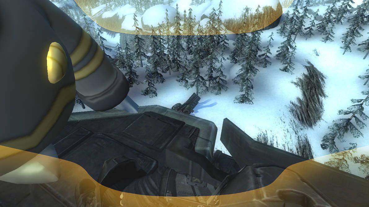 Crash site by Xrayleader