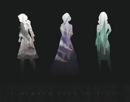 BioShock Infinite: It Always Ends in Blood by NCCreations