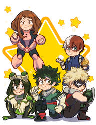 BNHA Babs by inchells1