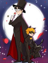 Tuxedo Noir by inchells1