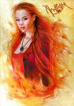 Eternal flame by sineddine