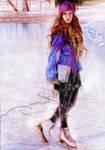Diary of frozen dreams by sineddine
