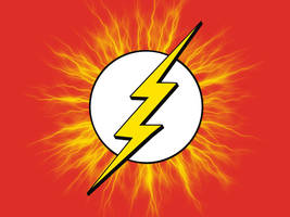 The Flash by Wolverine080976
