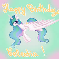 Celestia Day! by Astrid-Flavia-Dorina