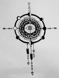 Mandala by starexx