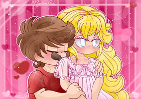 .:MxP: Your Heart Is Mine:. by PinkPrincessBlossom