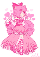 .: AT: Princess Kitty Sweetheart :. by PinkPrincessBlossom