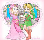 .: A Song For His Princess :. by PinkPrincessBlossom