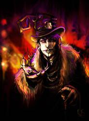 Halloween's True King by VoydKessler