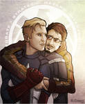 Tony x Steve - Stay With Me? by VoydKessler