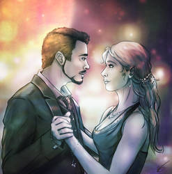 Tony X Pepper - Slow Dance by VoydKessler