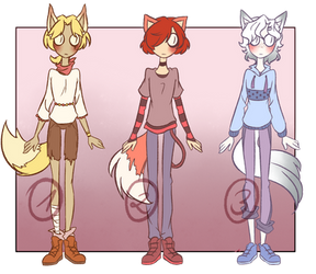 |closed| cheap fox adopts by bao-mao