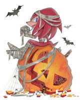 halloween knuckles by sujinee