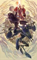 KNIGHTS by HIHIHEYHIHI