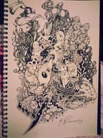 Epic Doodle by LinHana